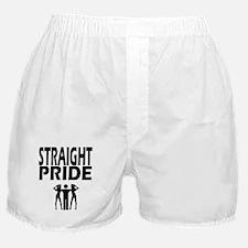 Straight Pride Boxer Shorts