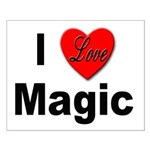 I Love Magic Small Poster