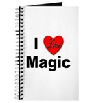 I Love Magic Journal