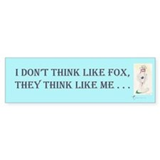 Tiffany's Art Bumper Bumper Sticker