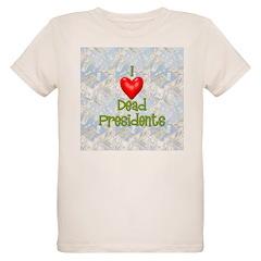 Dead Presidents Organic Kids T-Shirt