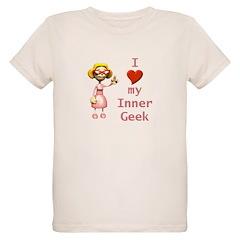 Inner Geek Girl T-Shirt