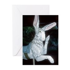 Friendly Rabbit Greeting Cards (Pk of 10)