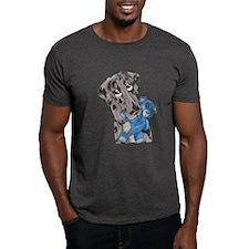NMrl w/ Blue Teddy T-Shirt