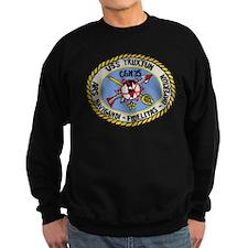 USS Truxtun CGN 35 Sweatshirt