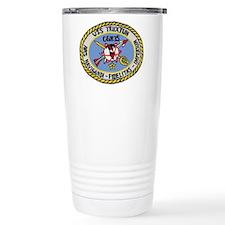 USS Truxtun CGN 35 Travel Mug