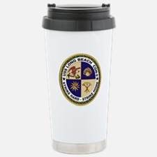 USS Long Beach CGN 9 Travel Mug
