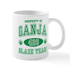 Ganja 420 Blaze Team Mug