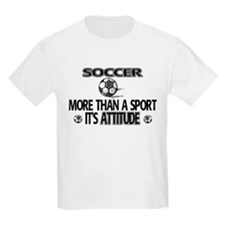Soccer, More Than A Sport T-Shirt