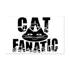 Cat Fanatic Posters