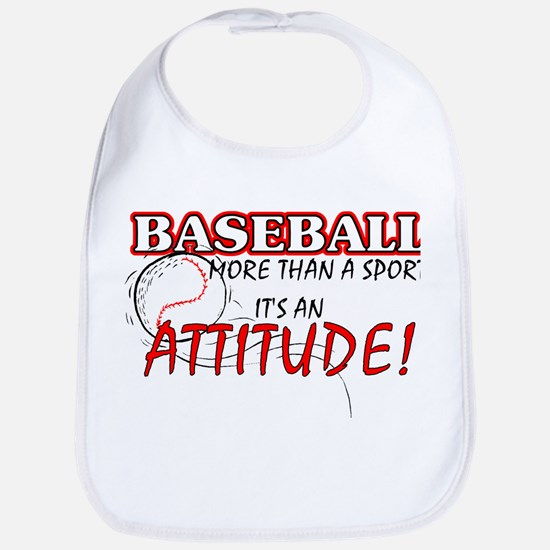 Baseball, More Than A Sport Bib