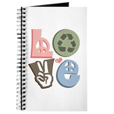 Love Recycle Journal
