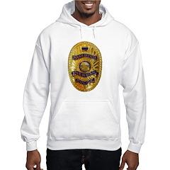 Newman Police Hoodie