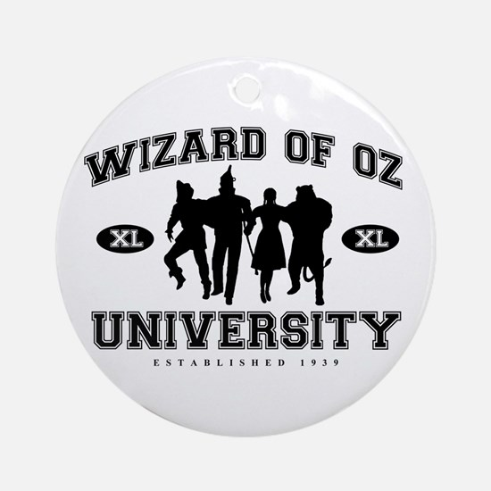 Wizard of Oz Ornament (Round)