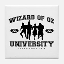 Wizard of Oz Tile Coaster