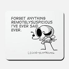 Hamlet Mousepad