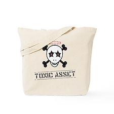 Toxic Asset Tote Bag