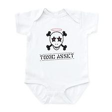 Toxic Asset Infant Bodysuit