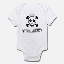 Toxic Asset Infant Bodysuit
