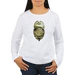 Fairfax County Police Women's Long Sleeve T-Shirt