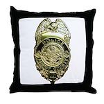 Fairfax County Police Throw Pillow