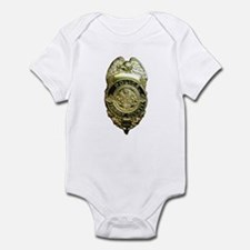 Fairfax County Police Infant Bodysuit