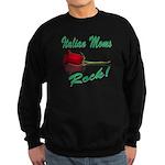 Italian moms Rock Sweatshirt (dark)
