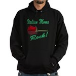 Italian moms Rock Hoodie (dark)