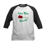 Italian moms Rock Kids Baseball Jersey