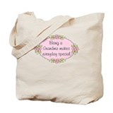 Grandmother Canvas Totes