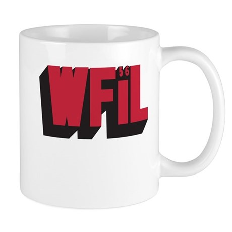 Wfil Philadelphia 1966 - Mug Mugs