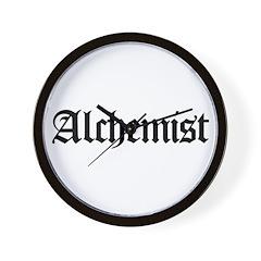 Alchemist Wall Clock