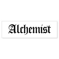 Alchemist Bumper Bumper Sticker