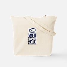 WFIL Philadelphia 1967 - Tote Bag