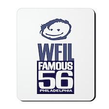 WFIL Philadelphia 1967 -  Mousepad