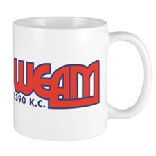 WEAM Wash, DC 1960s -  Mug