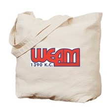 WEAM Wash, DC 1960s -  Tote Bag