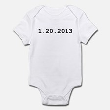 Cute Inauguration day 2013 Infant Bodysuit