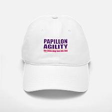 Papillon Agility Baseball Baseball Cap