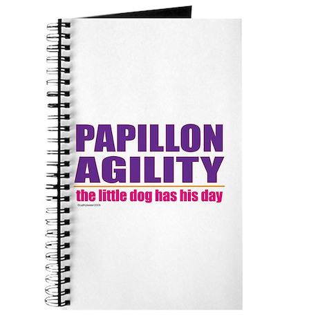 Papillon Agility Journal