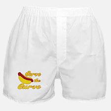 Serve the Curve Boxer Shorts