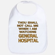 GH Call Alert Cotton Baby Bib