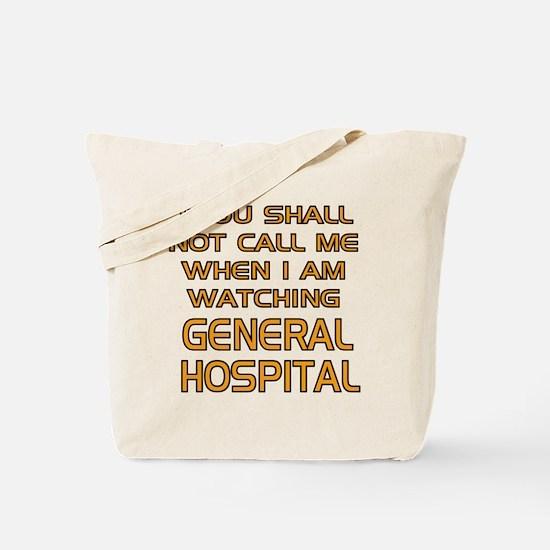 GH Call Alert Tote Bag