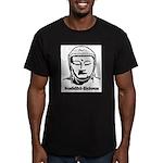 Buddha Men's Fitted T-Shirt (dark)