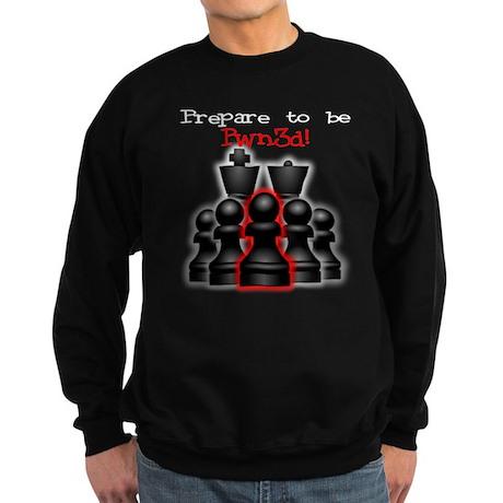 Chess Pwn3d! Sweatshirt (dark)