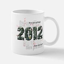 2012 T Shirts Mug