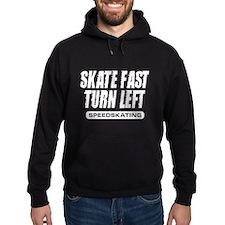 Turn Left Hoodie