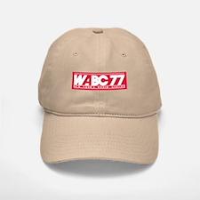WABC New York 1980 - Baseball Baseball Cap