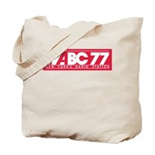 WABC New York 1980 -  Tote Bag