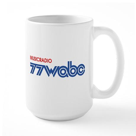 Wabc New York 1976 - Large Mug Mugs